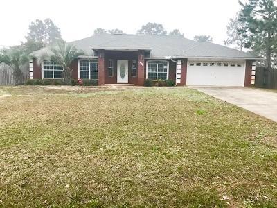 Navarre FL Single Family Home For Sale: $240,000