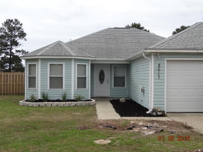 Navarre FL Single Family Home For Sale: $205,500