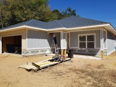 Fort Walton Beach Single Family Home For Sale: 742 Commanche Street