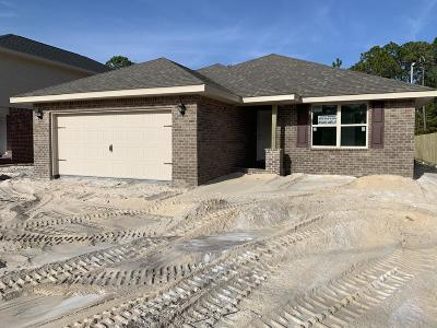 Gulf Breeze Single Family Home For Sale: 2088 Bergren Road