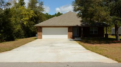 Navarre FL Single Family Home For Sale: $254,000