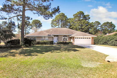 Navarre FL Single Family Home For Sale: $344,900
