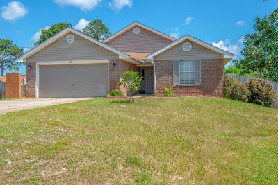 Navarre FL Single Family Home For Sale: $239,900