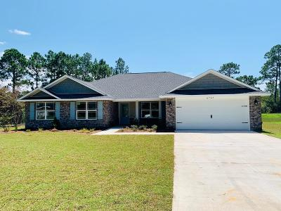 Navarre FL Single Family Home For Sale: $315,900