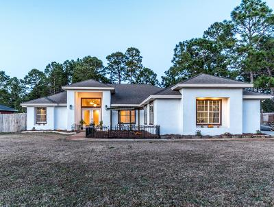 Navarre Single Family Home For Sale: 2422 Whispering Pines Boulevard
