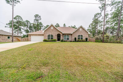 Navarre FL Single Family Home For Sale: $342,000