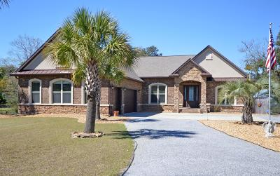 Gulf Breeze Single Family Home For Sale: 5176 Point Shores Lane