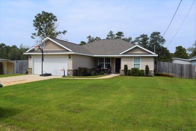 Gulf Breeze Single Family Home For Sale: 5112 Aqua Vista Drive