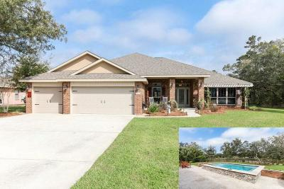 Navarre FL Single Family Home For Sale: $539,900