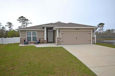 Navarre Single Family Home For Sale: 2266 Duncan Ridge Drive