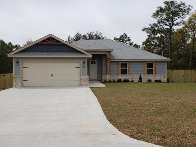 Navarre Single Family Home For Sale: 7797 Vonnie Tolbert Road