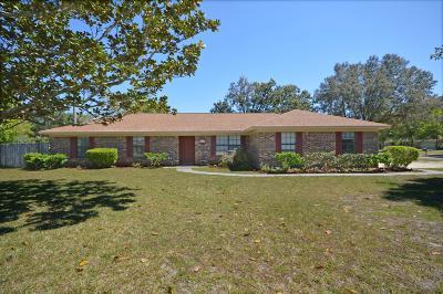 Gulf Breeze Single Family Home For Sale: 1518 Oak Shore Drive