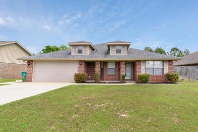 Navarre FL Single Family Home For Sale: $255,000