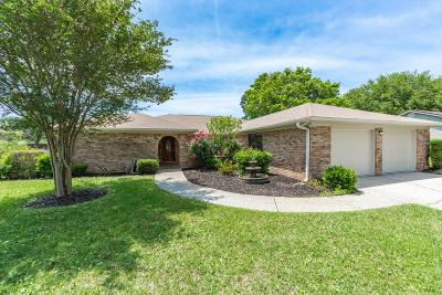 Gulf Breeze FL Single Family Home For Sale: $499,000