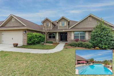 Gulf Breeze Single Family Home For Sale: 4271 Graceful Court