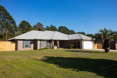 Gulf Breeze Single Family Home For Sale: 1682 Village Parkway