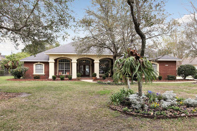 Gulf Breeze Single Family Home For Sale: 4426 Soundside Drive
