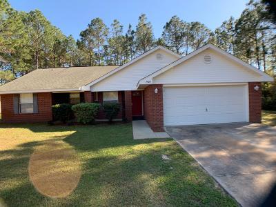 Navarre FL Single Family Home For Sale: $189,000