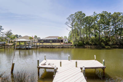 Milton Single Family Home For Sale: 2721 Terry Cove Drive