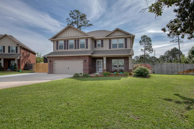 Gulf Breeze Single Family Home For Sale: 3048 Grand Palm Way