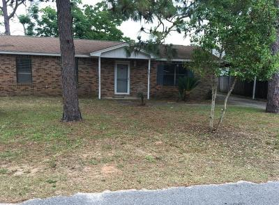 Navarre FL Single Family Home For Sale: $90,100
