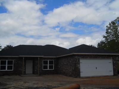 Navarre FL Single Family Home For Sale: $242,900