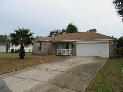 Navarre FL Single Family Home For Sale: $199,999