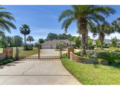 Navarre Single Family Home For Sale: 7129 E Bay Boulevard