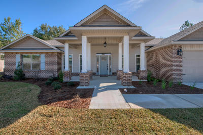 Navarre FL Single Family Home For Sale: $414,900