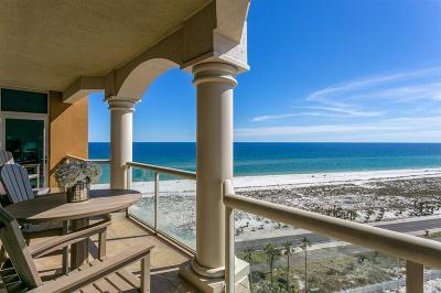 Gulf Breeze Condo/Townhouse For Sale: 5 Portofino Drive #1102