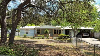 Navarre FL Single Family Home For Sale: $125,000