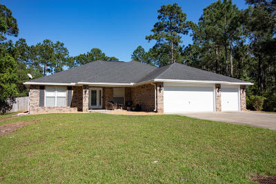 Navarre Single Family Home For Sale: 2004 Everglades Drive