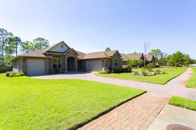 Gulf Breeze FL Single Family Home For Sale: $494,000