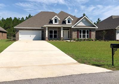 Navarre FL Single Family Home For Sale: $380,650