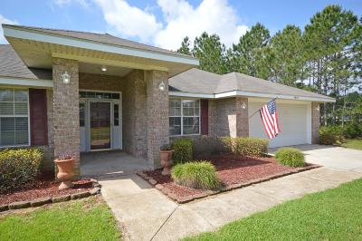 Navarre FL Single Family Home For Sale: $319,000