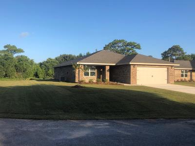 Gulf Breeze Single Family Home For Sale: 1835 Hondo Trail
