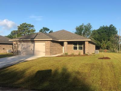 Gulf Breeze Single Family Home For Sale: 1853 Hondo Trail