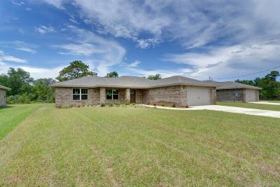 Gulf Breeze Single Family Home For Sale: 1847 Hondo Trail
