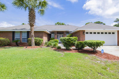 Gulf Breeze FL Single Family Home For Sale: $425,000