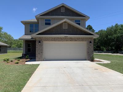 Gulf Breeze Single Family Home For Sale: 2089 Bergren Rd Road
