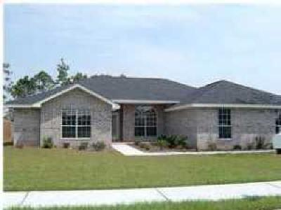 Gulf Breeze FL Single Family Home For Sale: $309,900