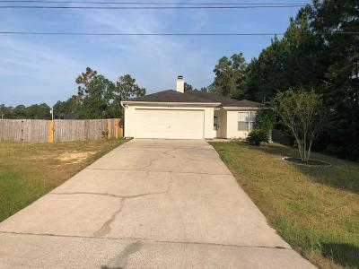 Navarre FL Single Family Home For Sale: $196,500