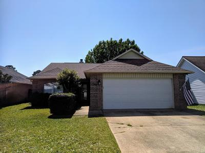 Navarre FL Single Family Home For Sale: $237,000