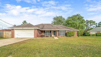 Navarre FL Single Family Home For Sale: $275,000