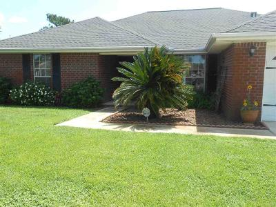 Navarre FL Single Family Home For Sale: $269,000