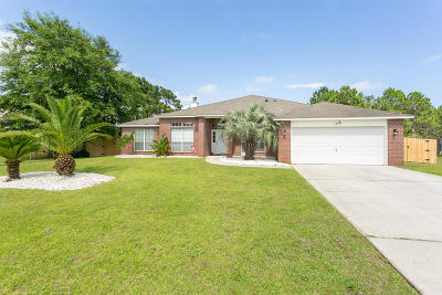 Navarre Single Family Home For Sale: 1992 Anchor Drive