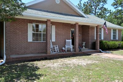 Navarre Single Family Home For Sale: 8687 Turkey Bluff Road