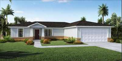 Milton Single Family Home For Sale: 4707 Perception Circle #33L
