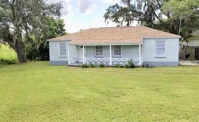 Milton Single Family Home For Sale: 5262 Lundy Lane