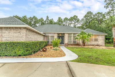 Navarre FL Single Family Home For Sale: $298,750